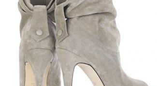 Как вернуть ношенную обувь
