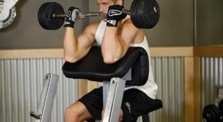 Как не перекачать мышцы