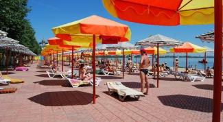 Как организовать пляж