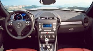 Как сделать панель в авто