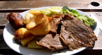 Как быстро пожарить мясо