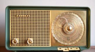 How to repair the radio