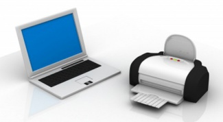 Как отменить печать документа