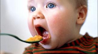 Как вводить овощи ребенку