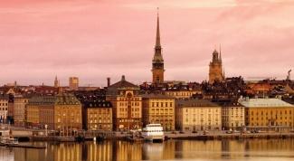 Как вести себя в Швеции