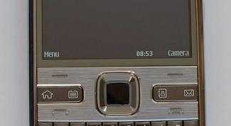 Как настроить интернет на Nokia e72
