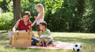 How to organize a picnic in the city