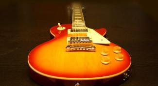 Как перекрасить гитару