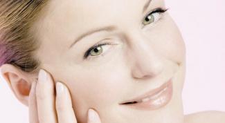 Как отшелушить кожу лица