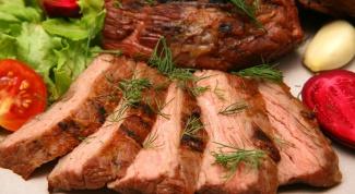 Как вкусно запечь мясо в духовке