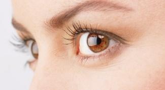 Как сделать блик в глазах