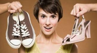 Как вывести неприятный запах обуви