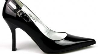 Как выбрать кожаную обувь