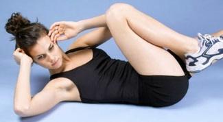Как избавиться от целлюлита при помощи упражнений