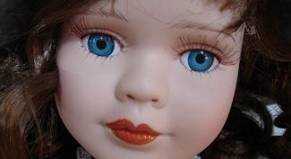 Как в Фотошопе сделать кукольное лицо