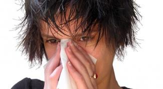 Как вылечить аллергический кашель