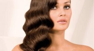 Как накрутить волосы волнами