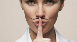 Как осветлить усы перекисью