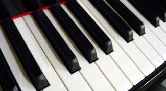 Как настроить гитару с фортепиано
