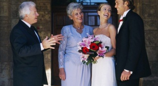 Как встретить родителей жениха