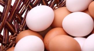 Как определить вареное яйцо