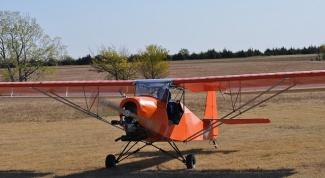 Как построить аэроплан