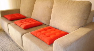 Как мыть диван