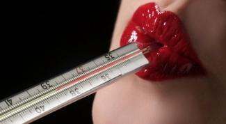 Как можно измерить температуру