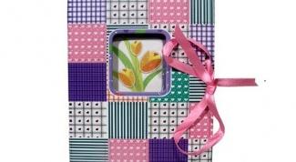 Как оформить дневник  для девочки