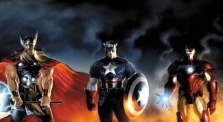 Кто из супергероев участвует в фильме «Мстители»