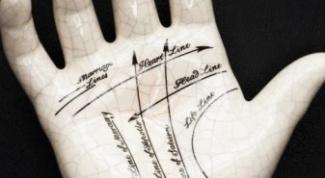 Как определить характер по руке