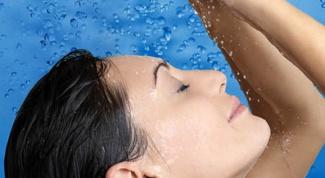 Как обливаться водой