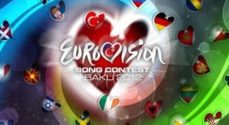 Кто выступит на Евровидении 2012