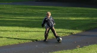 Как нужно играть в футбол