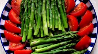 Как оформить овощную нарезку