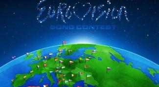 Как проголосовать за участника Евровидения