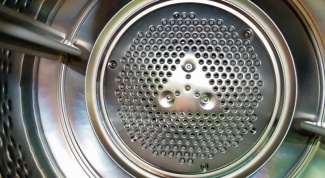 How to open a washing machine drum