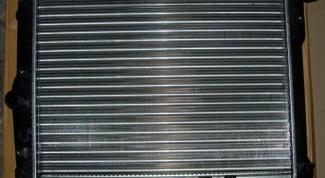 Как остановить течь радиатора