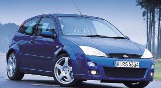 Как увеличить клиренс на форд фокус