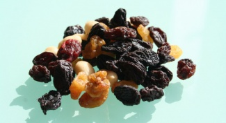 How to wash the raisins