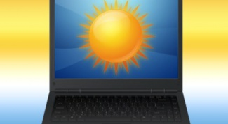 Как на ноутбуке регулировать яркость