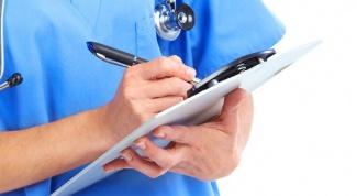 Как определить диагноз по симптомам