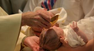 Как одеть ребенка на крестины
