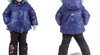Как выбрать зимнюю куртку для ребенка
