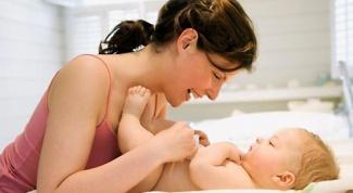 Как не заразить грудного ребенка