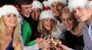 Как отлично отметить Новый год