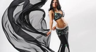 Как подобрать наряд для танца живота