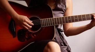Как играть на гитаре песню Жанны Фриске