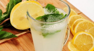 Как открыть бутылку лимонада