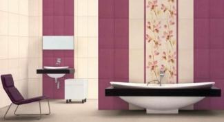 Как обложить ванную плиткой